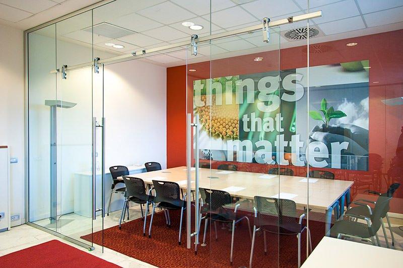tavolo riunioni in sale riunioni
