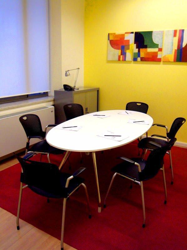 sala riunione in sharing