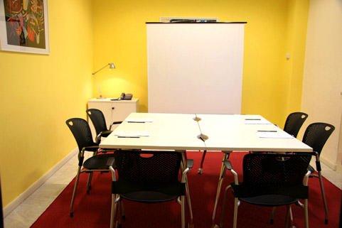 condividi sala riunione
