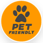 Pet friendly -