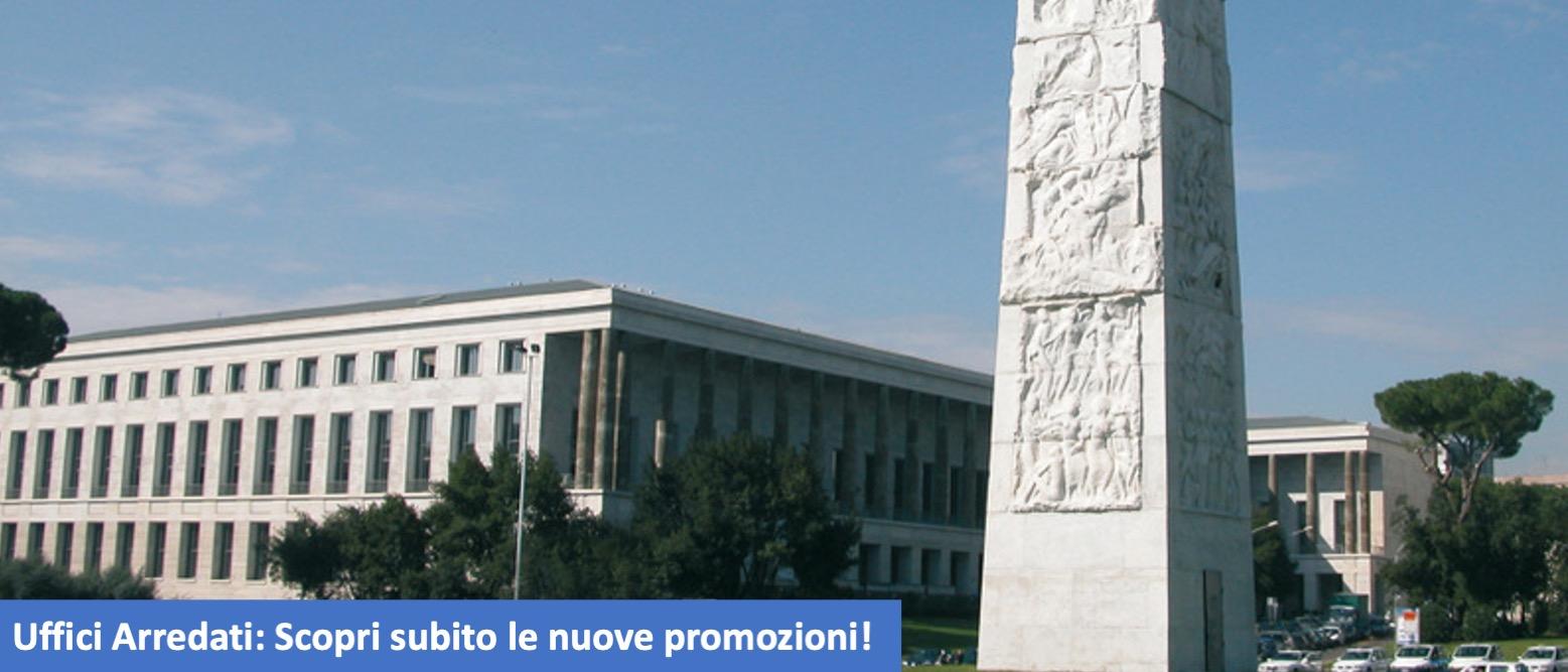 Promo uffici Eur Pick Center