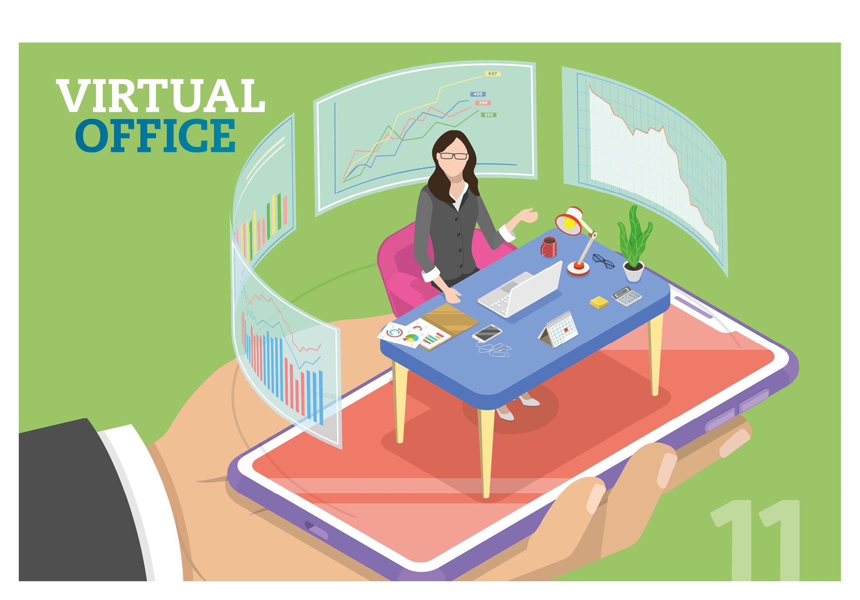 Un virtual office è un servizio che offre un indirizzo fisico, come sede per la tua professione, senza il carico mentale ed economico di avere un affitto di spazi e spese amministrative. Pick Center